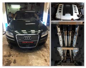 Audi A8 – V8 mit 4.2 L