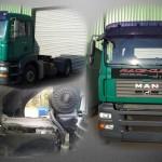 Truck bzw. LKW-Tuning ... MAN TGA mit neuer Software zur Verbrauchsminderung.